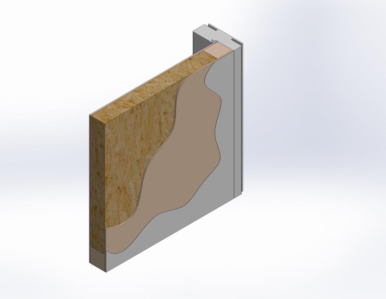 Miez foaie de usa soft board